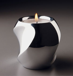 Twist Votive Candle Holder